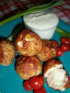 Larks Country Heart: Chicken Cordon Bleu Balls: ...excited to try this; just found gluten free Panko style crumbs at Winn Dixie today!
