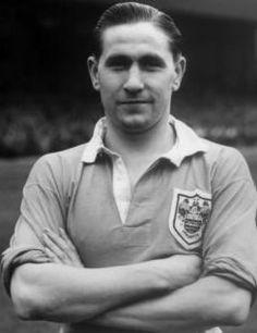 England legend Stan Mortensen