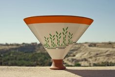 Matali Crasset per made in design Portafrutta Upside