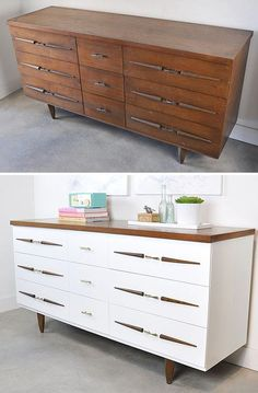 Restored, upcycled, vintage furniture and Refurbished furniture Diy Furniture Renovation, Diy Furniture Decor, Refurbished Furniture, Repurposed Furniture, Shabby Chic Furniture, Furniture Projects, Vintage Furniture, Cool Furniture, Furniture Design