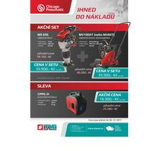 Akce na Chicago Pneumatic | Staves s.r.o.