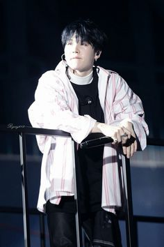 [170218-19] 2017 BTS LIVE TRILOGY EPISODE III: THE WINGS TOUR IN SEOUL Suga   민윤기
