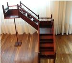 Pet Stairs  Chicago Series...this takes dog stair to a whole new step! lol $795