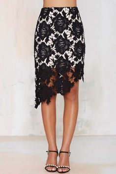 Keepsake True Love Lace Skirt - Keepsake | Skirts | Sets