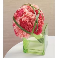 Carnation centerpieces, bouquets etc. carnations make easy diy wedding decorations. Carnation Bridal Bouquet, Carnation Centerpieces, Carnation Wedding, Hand Bouquet, Wedding Centerpieces, Wedding Decorations, Bridesmaid Bouquet, Wedding Bouquets, Wedding Flowers