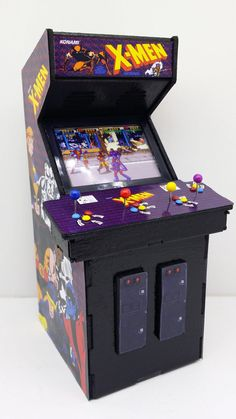 x-men arcade cabinet - Google Search