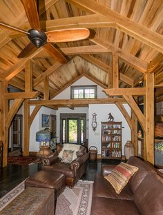 64 Best Timber Frame Houses images in 2019 | Timber frame homes