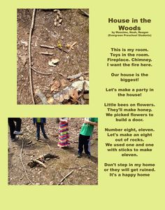 Voices From The Land Nature Art Ephemeral Pre K Elementary