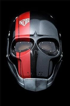 ONIMARU Mask Army of Two Paintball Airsoft Halloween Helmet Cosplay Kaotic for sale online Custom Motorcycle Helmets, Custom Helmets, Motorcycle Gear, Custom Bikes, Cool Motorcycle Helmets, Women Motorcycle, Scrambler Motorcycle, Honda Motorcycles, Vintage Motorcycles