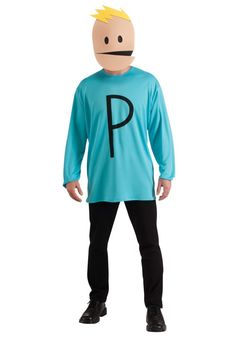Rubie's South Park Phillip Costume, Blue, One Size Best Halloween Costumes & Dresses USA Funny Adult Costumes, Funny Halloween Costumes, Cool Costumes, Costume Ideas, South Park Toys, Kenny South Park, Movie Character Costumes, Movie Costumes, Cartoon Costumes