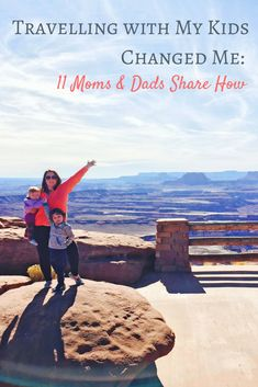 Travelling with My Kids Changed Me- #travellingwithkids  Pinned by Curvy Mama