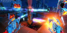 Harmonix Rhythm FPS Chroma Getting Overhaul - Rock Band and Dance Central developer Harmonix's Chroma is a very, very neat idea. Work with me on this: arena shooting is great fun, and so is music that thumps like it's the