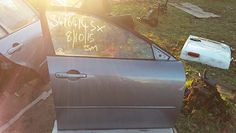 Дверка передня права Mazda 6