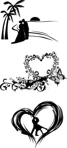 Dashing Groom Wedding Clipart & Graphics | The Printable Wedding ...