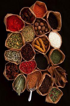 Especias fascinantes!!!# ven #RestauranteBacan #notequedesafuera y disfruta de deliciosa comida.