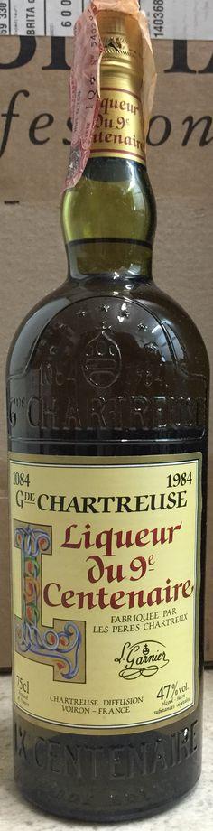 Chartreuse neuvième centenaire 1984