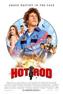 Isla Fisher, Bill Hader, Danny McBride, Jorma Taccone, and Andy Samberg in Hot Rod Funny Movies, Comedy Movies, Hd Movies, Movies To Watch, Movies Online, Movies And Tv Shows, Funniest Movies, Awesome Movies, Greatest Movies