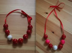 Pass the Cereal: Gumball Necklaces With A Twist