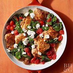 16 Healthy Chicken Thigh Recipes You'll Definitely Have Time to Make Tonight Healthy Chicken Thigh Recipes, Healthy Recipes, Healthy Meals, Healthy Options, Quick Meals, Healthy Eating, Boneless Chicken Thighs, Chicken Breasts, Keto