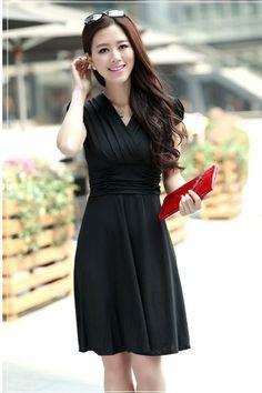 Дешевое новый 2014 летний хан edition платье платье мм жира в больших размерах заряда показать тонкие повседневную одежду, Купить Качество Платья непосредственно из китайских фирмах-поставщиках: