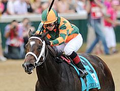BELIEVE YOU CAN May 2012 Kentucky Oaks G1 1-1/8 miles (3yr filly)