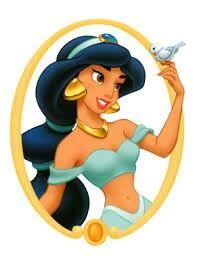 Disney princess picture frame disney princess cinderella photo frame page disney coloring - Yasmine de aladin ...