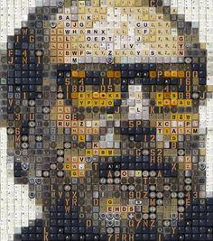 WBK Julian Schnabel-30x34 by *workbyknight on deviantART