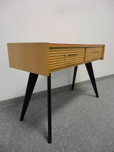 60er Jahre  XS   Sideboard 50er Jahre  Rockabilly Nierentisch Ära !!