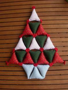 Cute Christmas tree idea