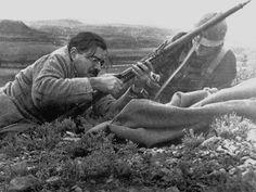 LA IMAGEN DEL SIGLO.: ROBERT CAPA. La guerra civil española (1936-1939) II
