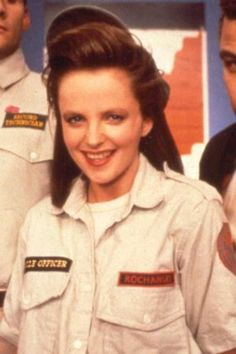 Clare Grogen as Kristine Kochanski Clare Grogan, Authentic Costumes, Red Dwarf, Guide To The Galaxy, Altered Images, Neil Young, New Series, Pop Music, Movie Tv