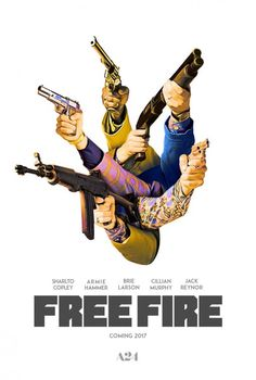 Free Fire (2016)  HD Wallpaper From Gallsource.com
