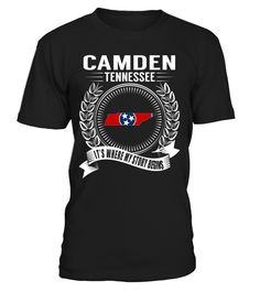 Camden, Tennessee - It's Where My Story Begins #Camden