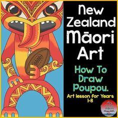 New Zealand Maori Art: How To Draw Poupou. by Michele Coxhead New Zealand Tattoo, New Zealand Art, Maori Patterns, Polynesian Art, Polynesian Islands, Maori Art, Tattoo Maori, Thinking Day, Art Base