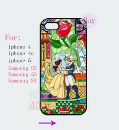 d79c8a148f8 May the new iphone case Samsung case Beauty and Beast by NOT400