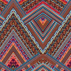 This #pattern is good fit to #patternbank #african #trend story #patterndesign #tribal #surfacedesign IG: @victoriakrupp.patterns