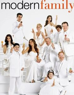 Modern Family. Love every | http://awesome-graphic-designs-collections.blogspot.com