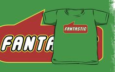 Fantastic T-shirt by Bubble-Tees.com by Bubble-Tees