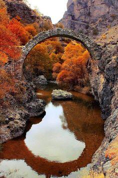 Malatya, Arapgir - Tarihi Taş Köprü
