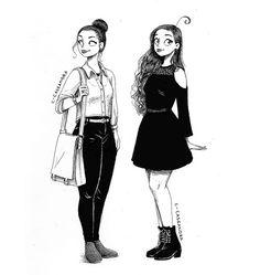 c-cassandra~ Character Design C Casandra Comics, Cassandra Calin, Skottie Young, Amazing Drawings, Girl Problems, Women Problems, Sarah Andersen, Canadian Artists, Drawing People