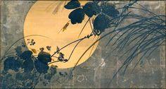 Japanese Art — leuc:   Shibata Zeshin,Autumn Grasses in...