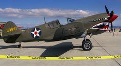 Curtis P40 Warhawk.