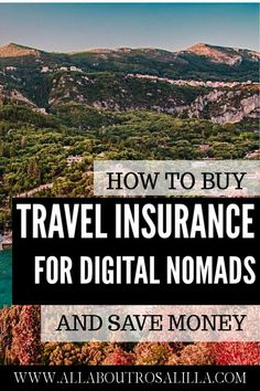 A guide on the best travel insurance for digital nomads and how to save yourself money making sure that you are protected while travelling. Read more on www. World Nomads vs Safetywing Travel Guides, Travel Tips, Best Travel Insurance, Overseas Travel, European Travel, Thailand Travel, Solo Travel, Trip Planning, Traveling By Yourself
