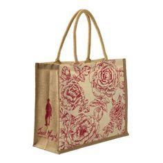 Jack Murphy Jute Shopper Summer 2014, Spring Summer, Jute, Burlap, Reusable Tote Bags, Hessian Fabric, Utah, Canvas