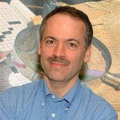 Will Shortz, New York Times crossword editor (http://blog.puzzlenation.com/2013/12/19/5-questions-with-puzzle-master-will-shortz/)