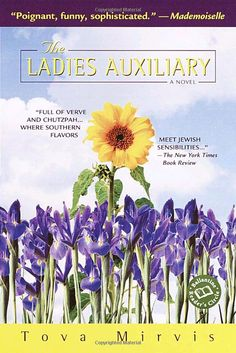 """Just finished The Ladies Auxiliary, a well-written eye opener into the lives of Orthodox Jews in Memphis. The """"we"""" point of view presents an interesting perspective of the community and its foibles."""