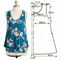 Tunic Sewing Patterns, Dress Making Patterns, Clothing Patterns, Fashion Sewing, Diy Fashion, Ideias Fashion, Costura Fashion, Mode Outfits, Women's Fashion Dresses