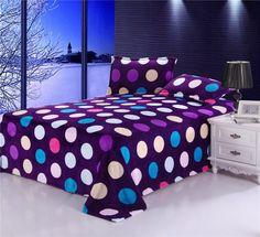 girlsbeddingplus.com - Polka Dot Fleece Blanket, Size 200 x 230cm, Free Shipping Worldwide http://www.girlsbeddingplus.com/polka-dot-fleece-blanket/