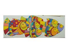 Quadro decorativo arte sobre tela cm soft guitar