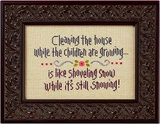 Lizzie Kate Snippet - Cleaning The House